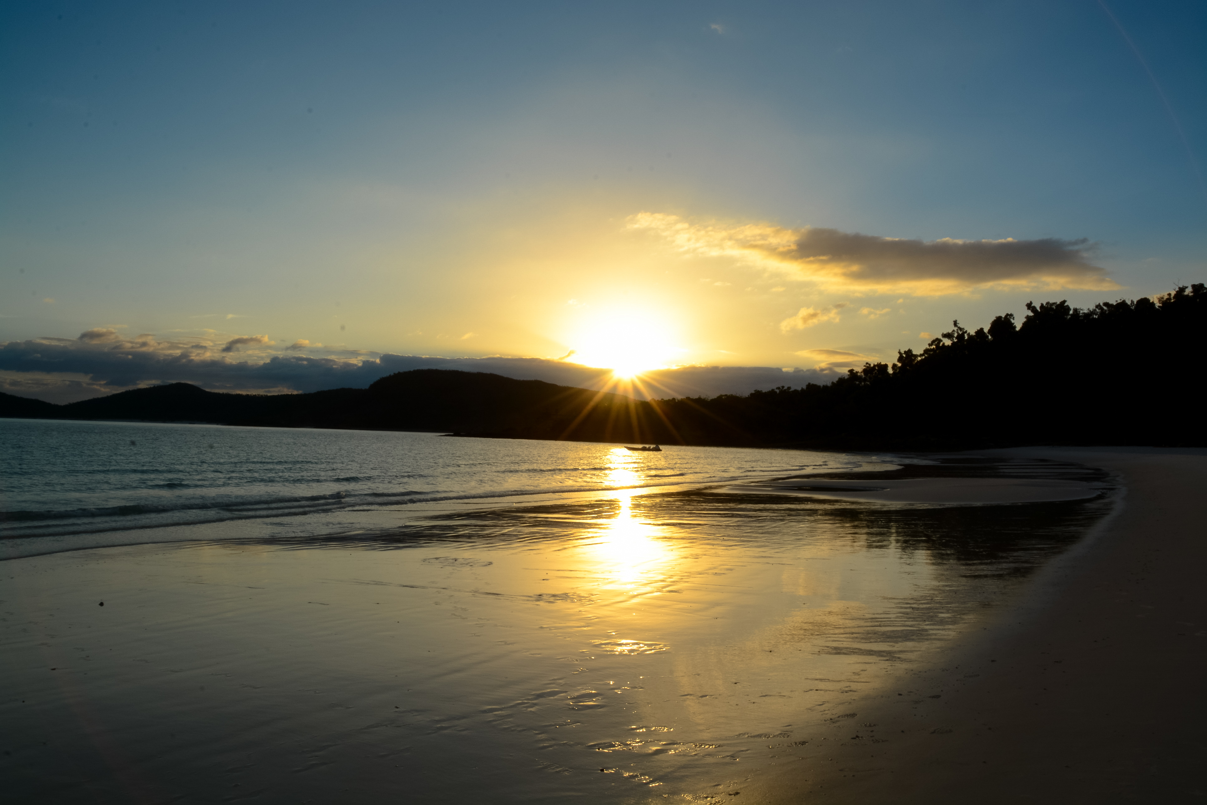 Whitehaven Beach, Whitsunday Islands National Park