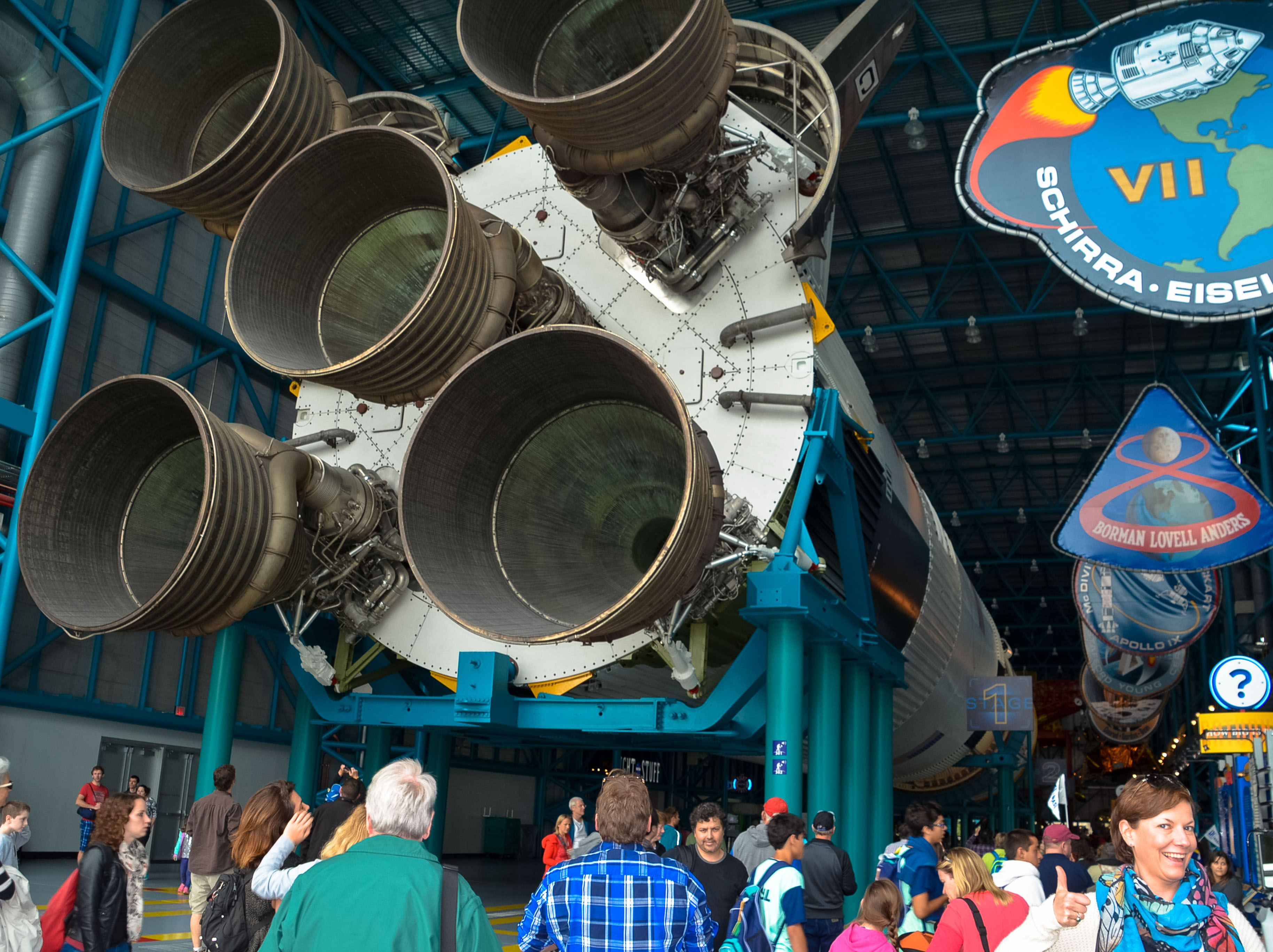 NASA, Rakete, Mondlandung, Astro-Alex, Houston, Cape Canaveral, Huntsville