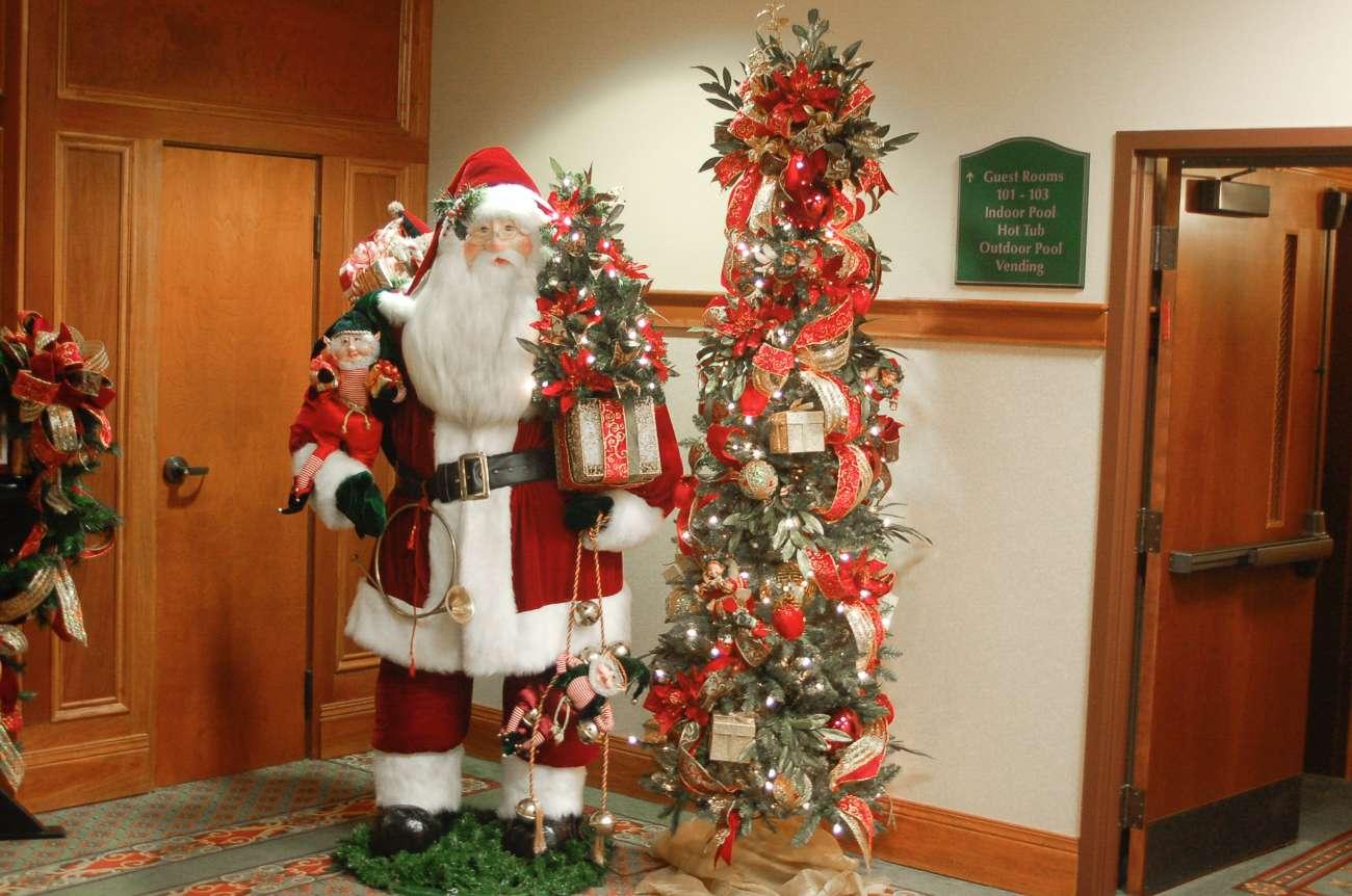 Im All Year Christmas Hotel ist 365 mal pro Jahr Weihnachten