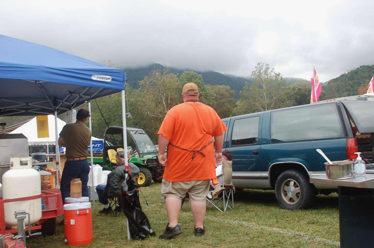 I'm on standby: Freizeit in den Great Smoky Mountains