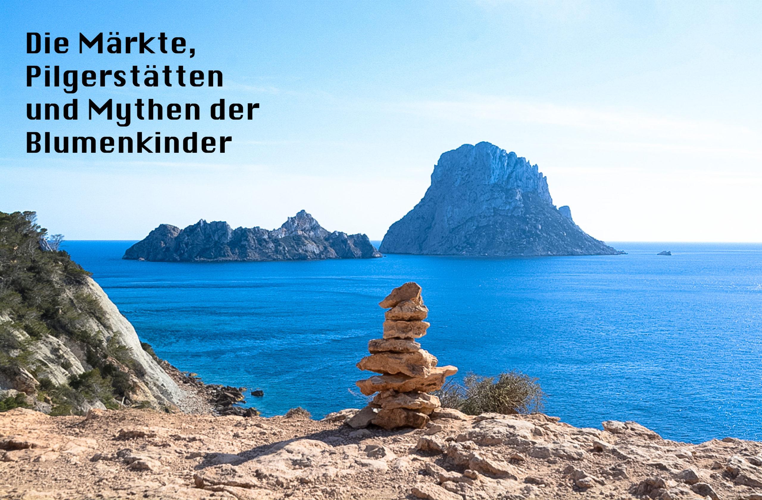Es Vedra mit esoterischer Steinformation auf Ibiza