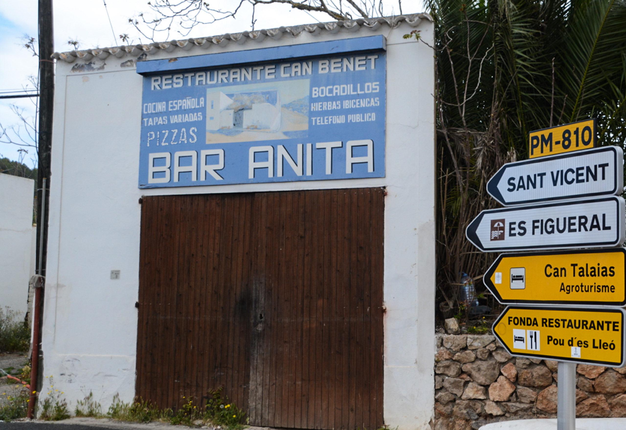 Hippielegende: Die Bar Anita auf Ibiza