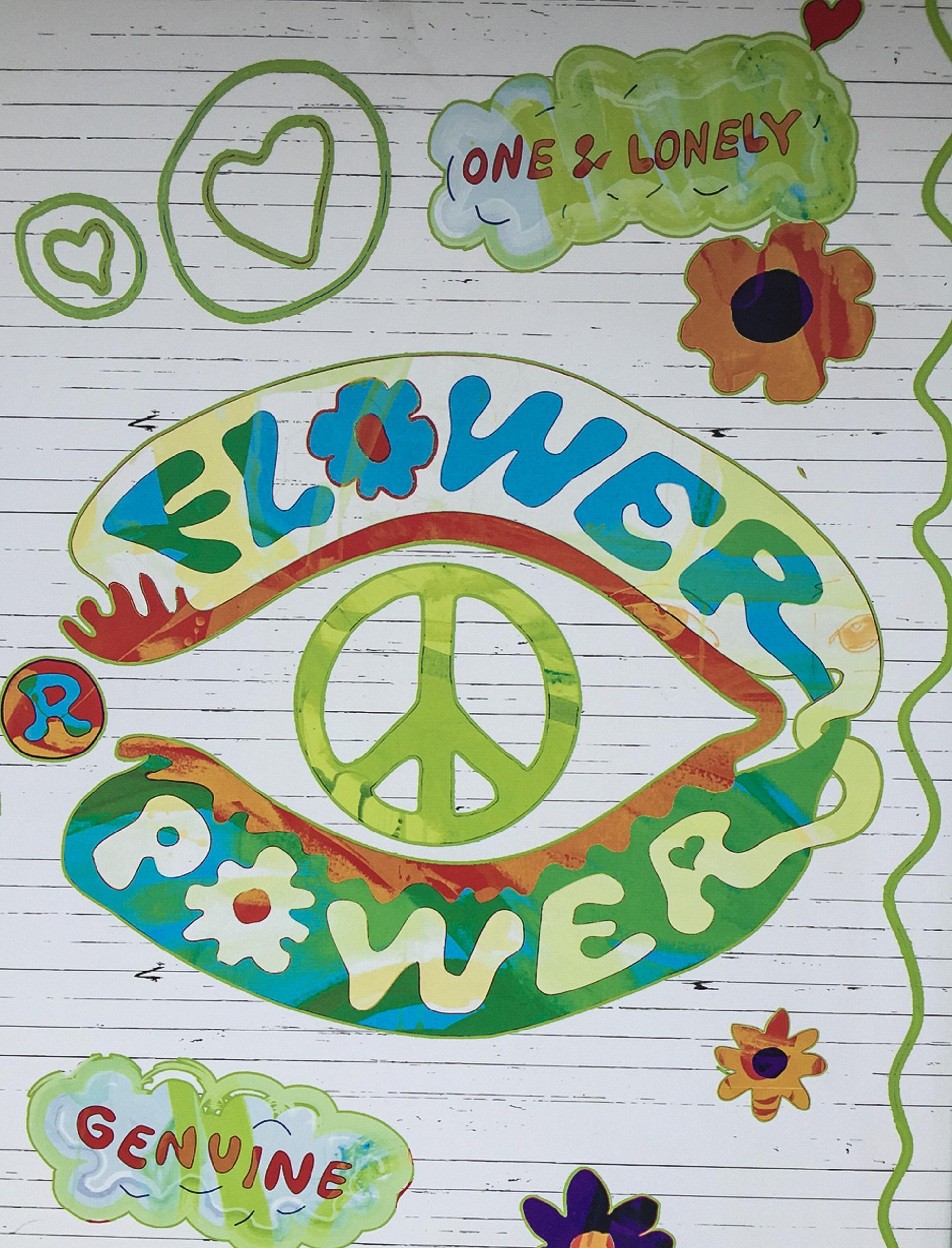 Flower Power wird groß geschrieben auf den Hippie-Märkten auf Ibiza