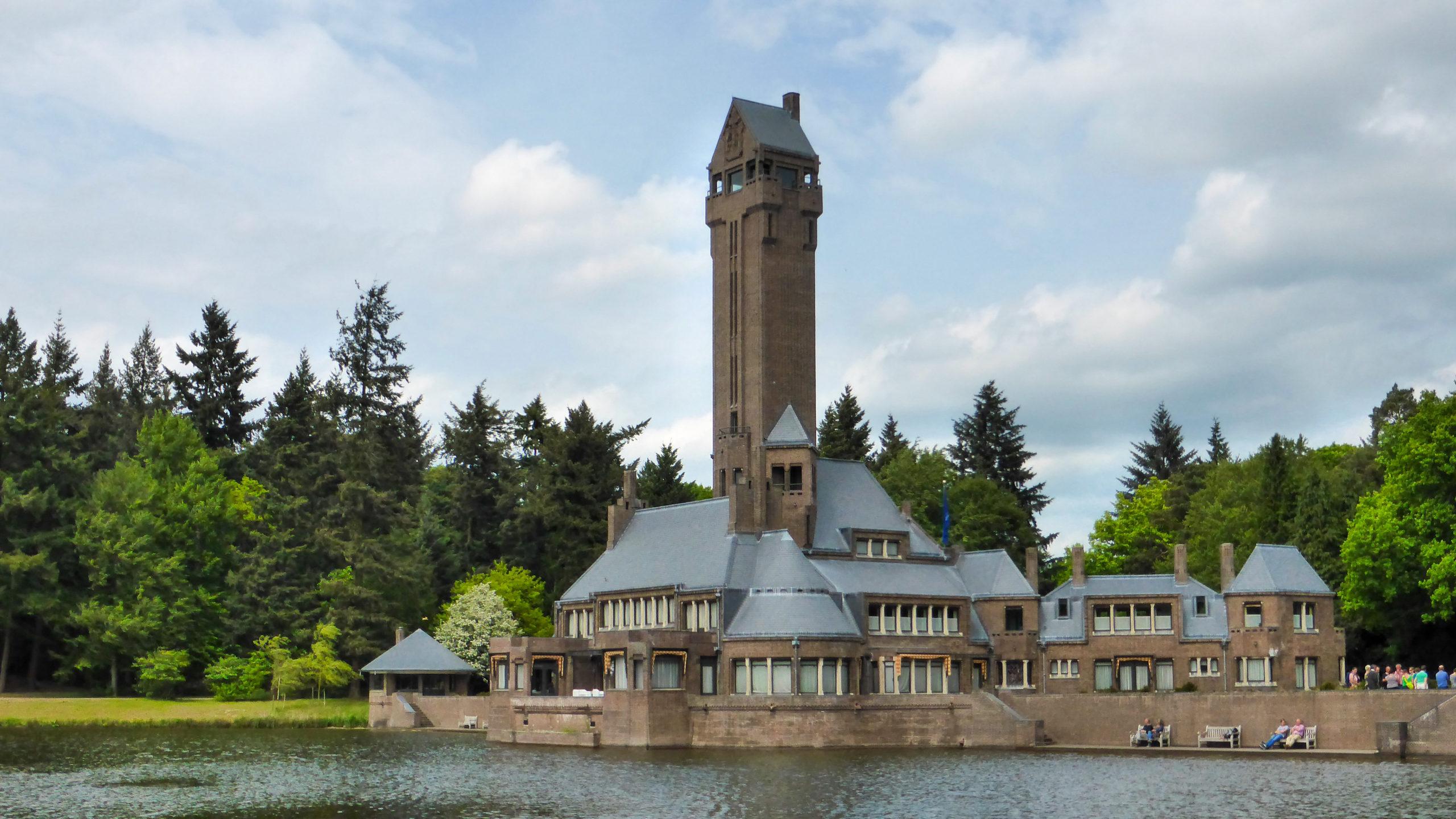 Das Jagdhaus St. Hubertus von Berlage