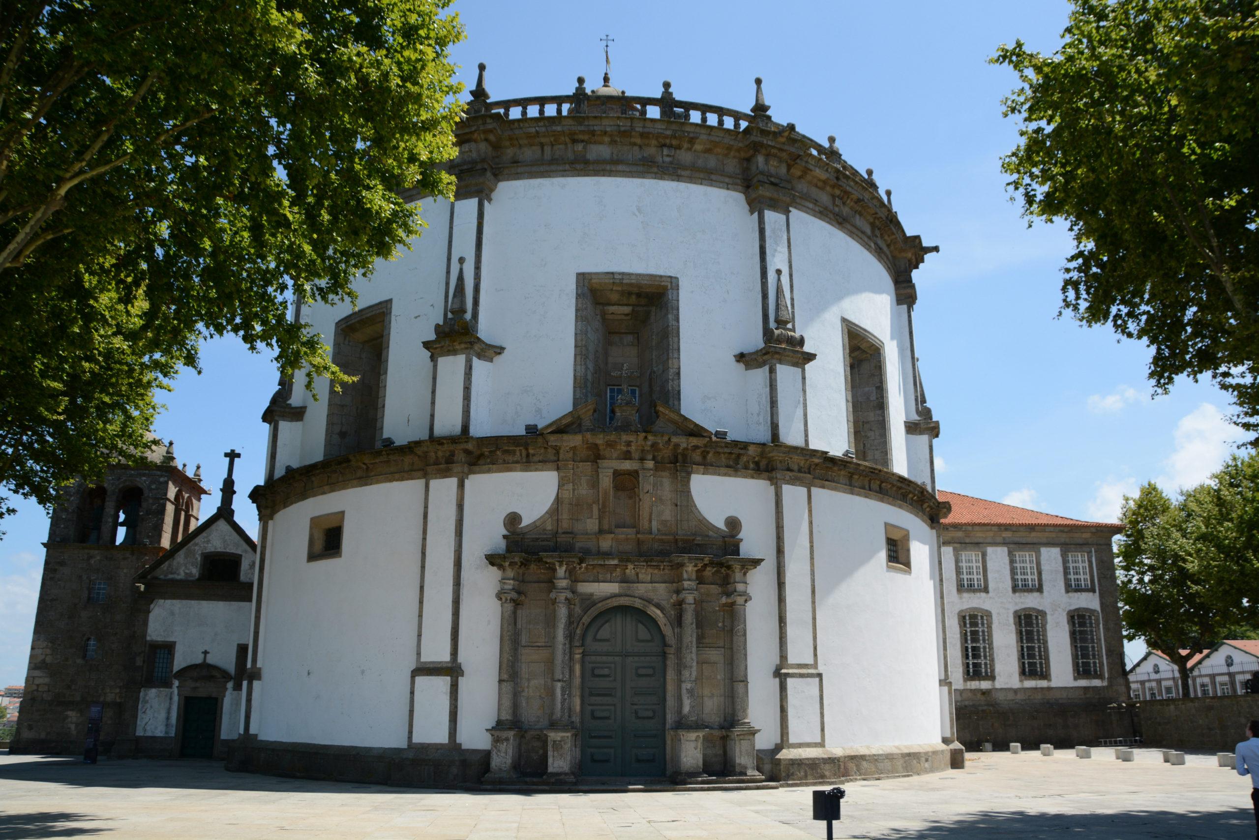 Das Monasteiro Serra do Pilar in Porto