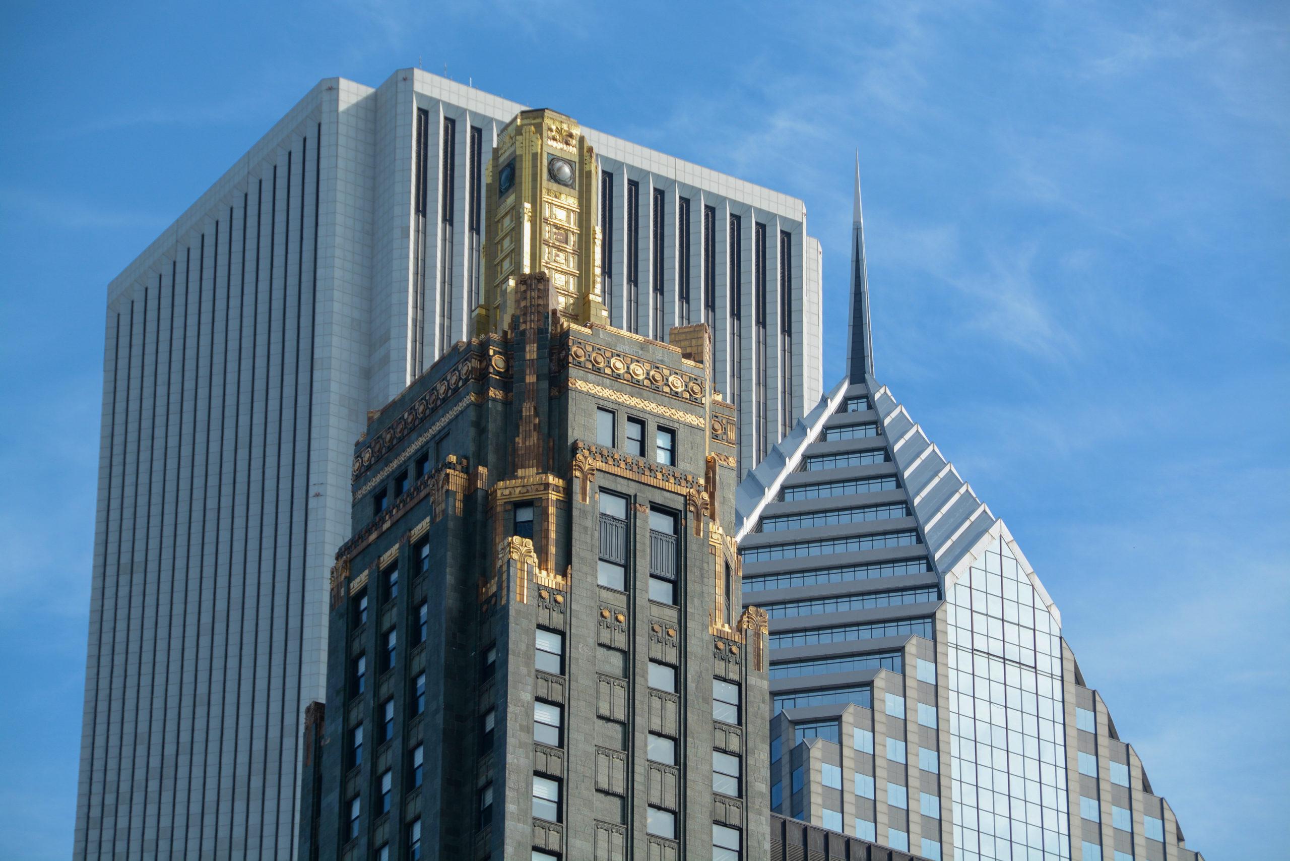 Mehr als Form Follows Funtion: Wolkenkratzerarchitektur im Wandel