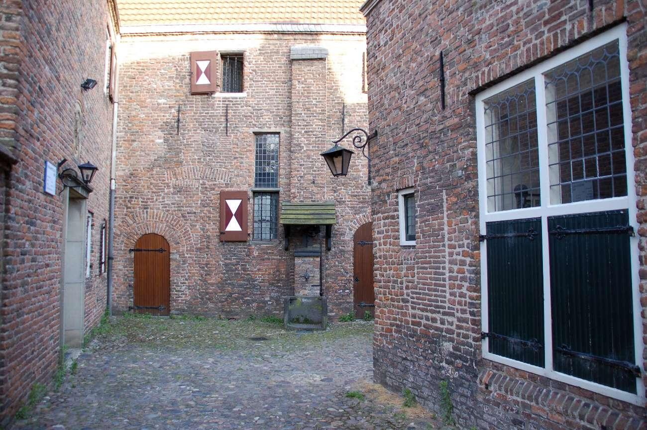 Wie gemalt: Die Alstadt der niederländischen Hansestadt Deventer