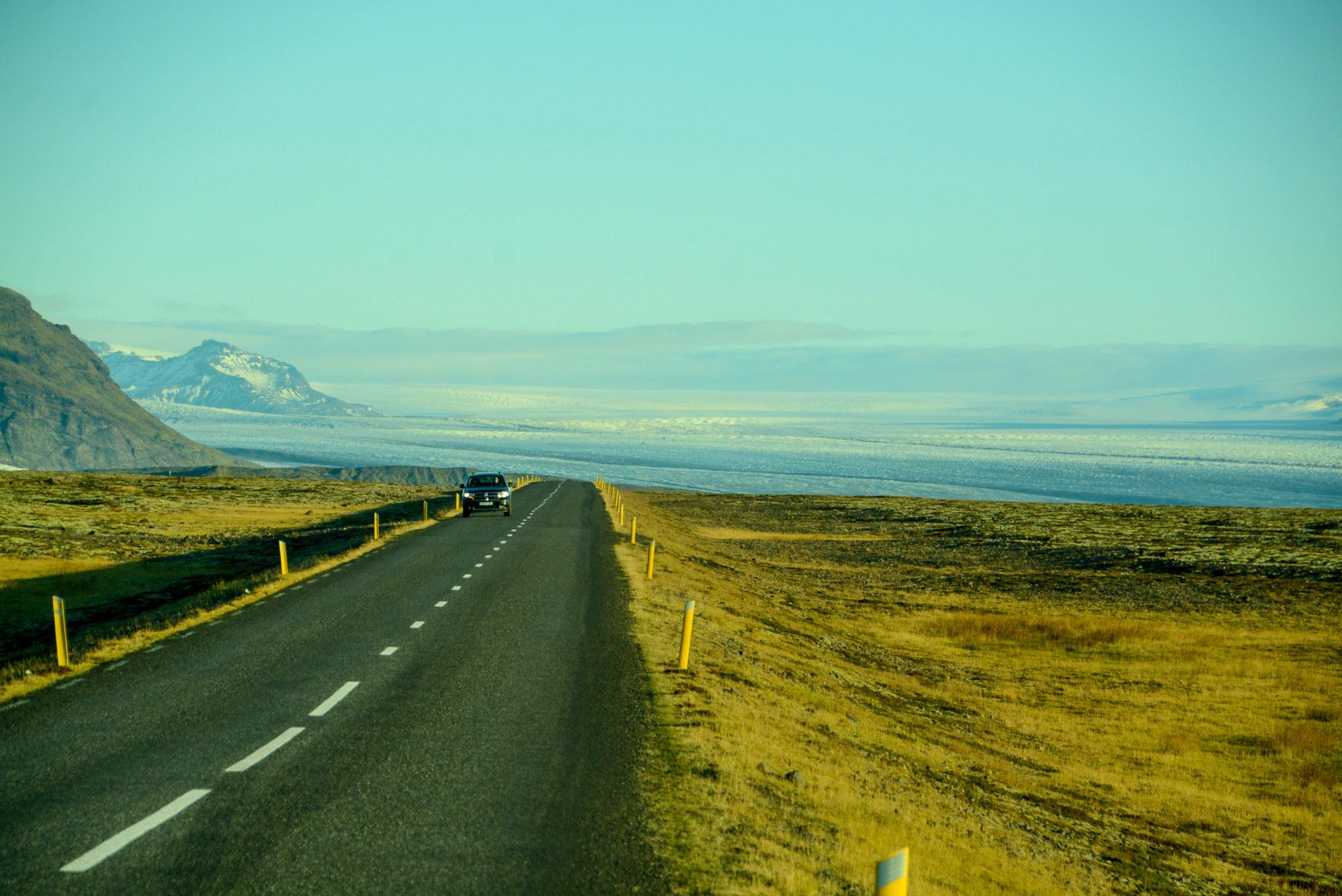 Einsamkeit ist Trumpf an der 1700 km langen Ringstraße