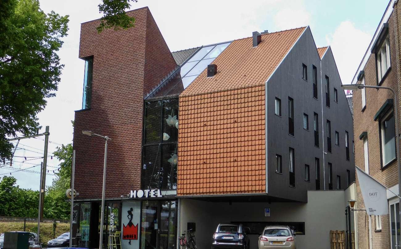 Das Hotel Modez ist ideal für ein Wochenende in Arnhem