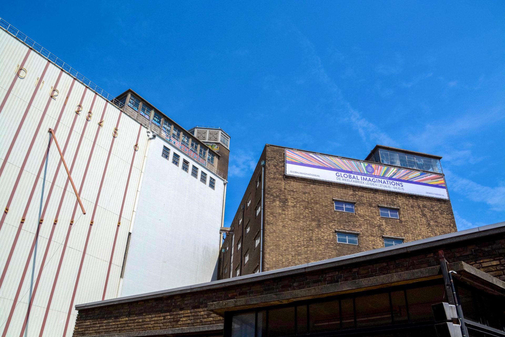 Eine alte Fabrik Leiden gehört zu den weniger bekannten Sehenswürdigkeiten in Leiden