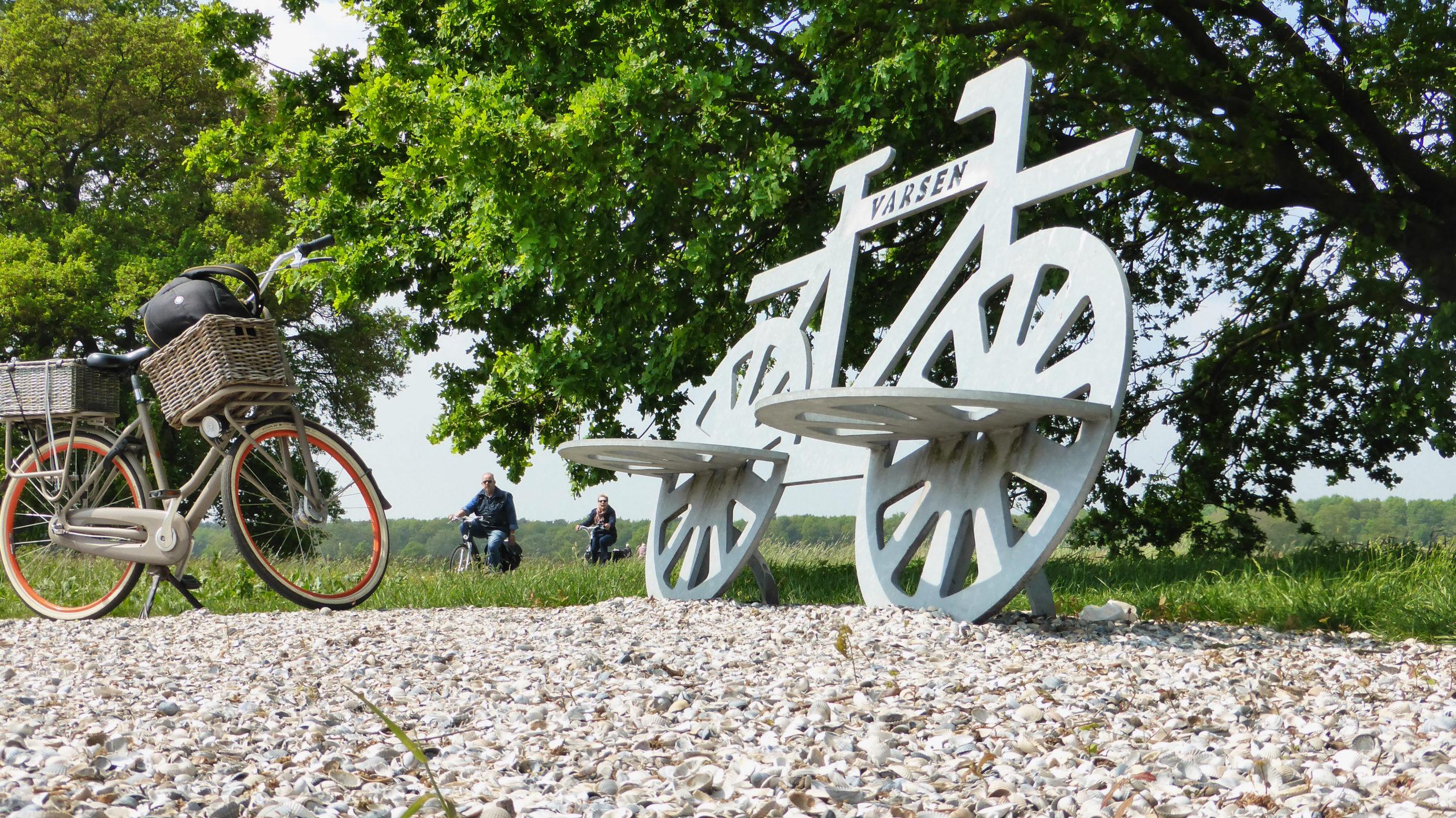 Die niedrländische provinz Overijssel ist perfekt für eine Radtour durch das andere Holland geeignet