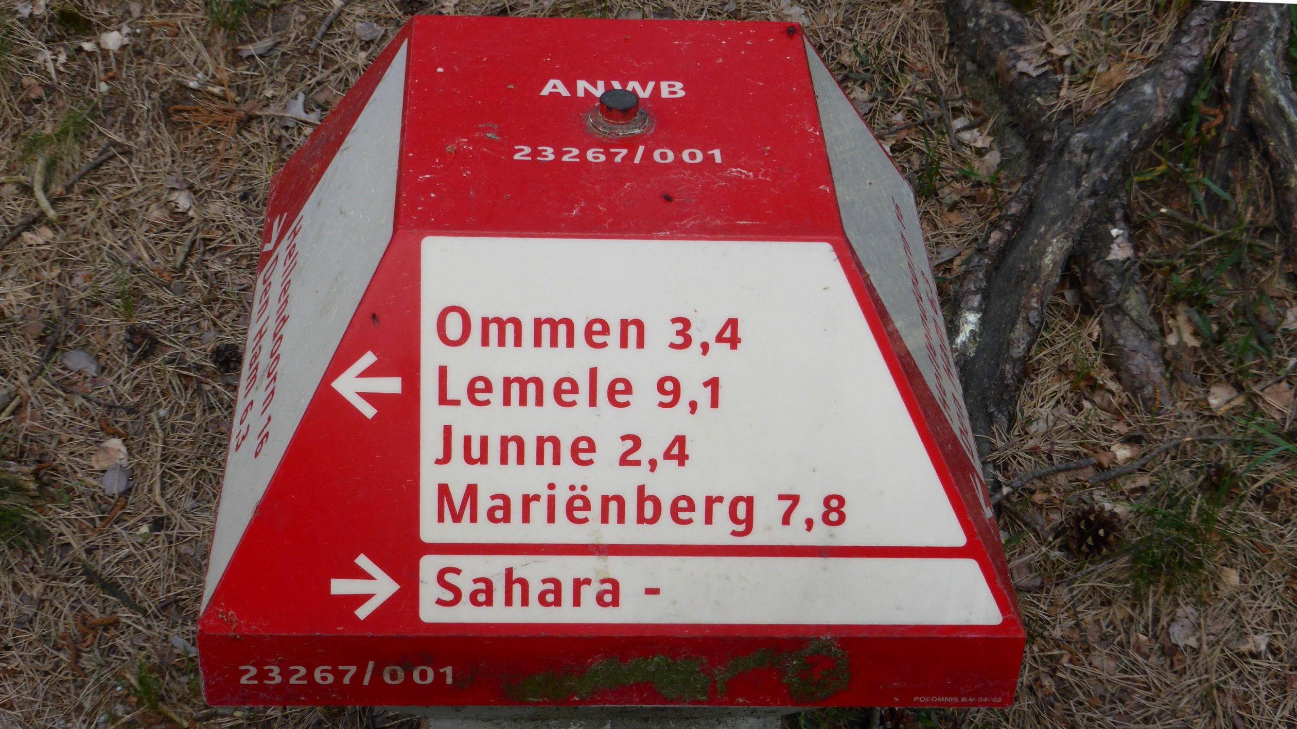 Das Städtchen Ommen liegt an der Vechte im anderen Holland unweit der niederländischen Sahara