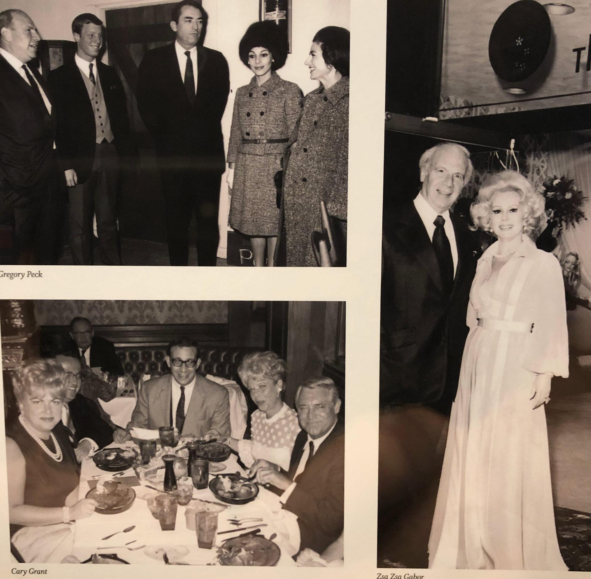 Filmstars wie Rock Hudson und Cary Grant waren Gäste im Hotel The Chase in Saint Louis