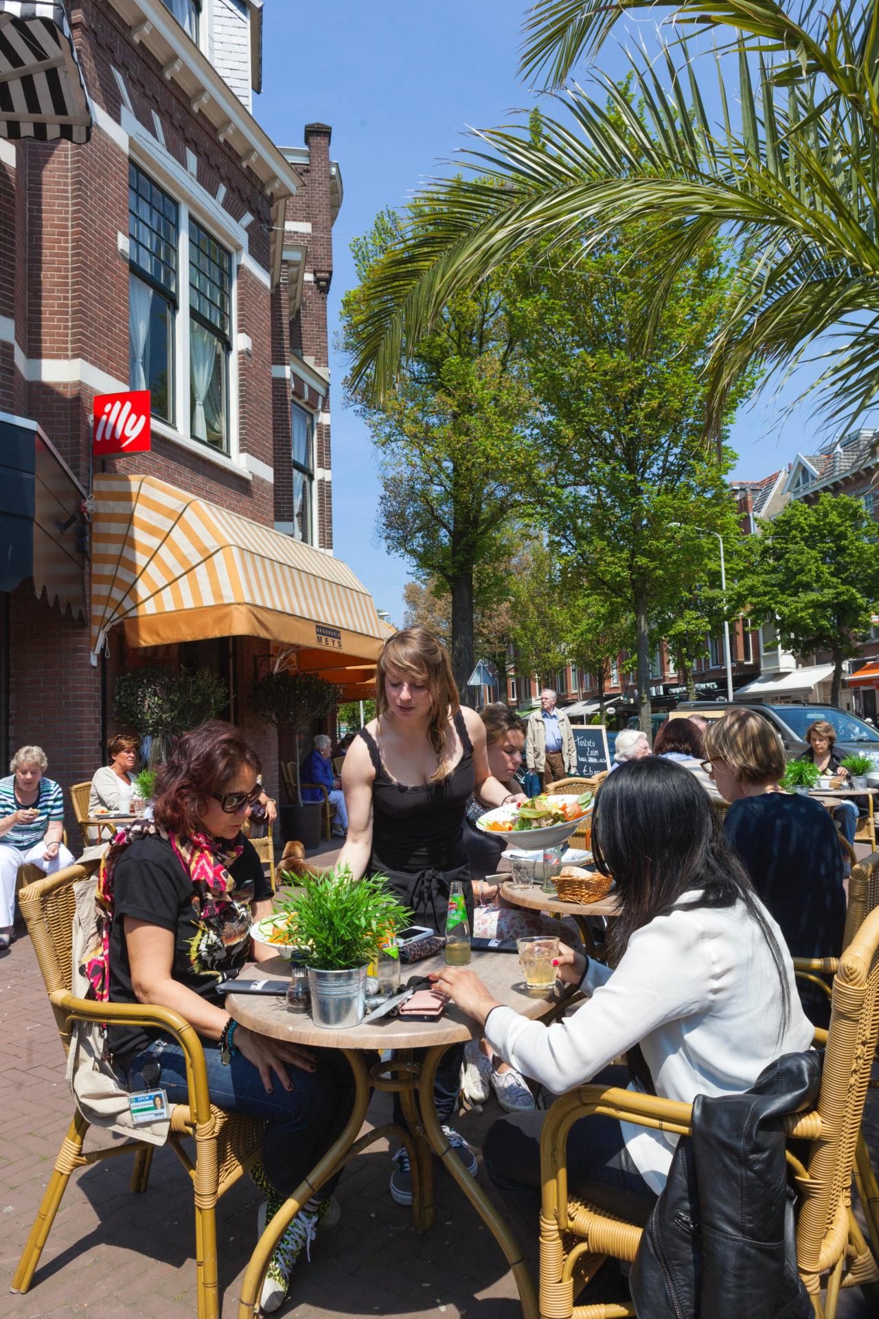 """Die """"Fred"""" im Statenkwartier von Scheveningen gehört zum coolen Shopping in Den Haag"""