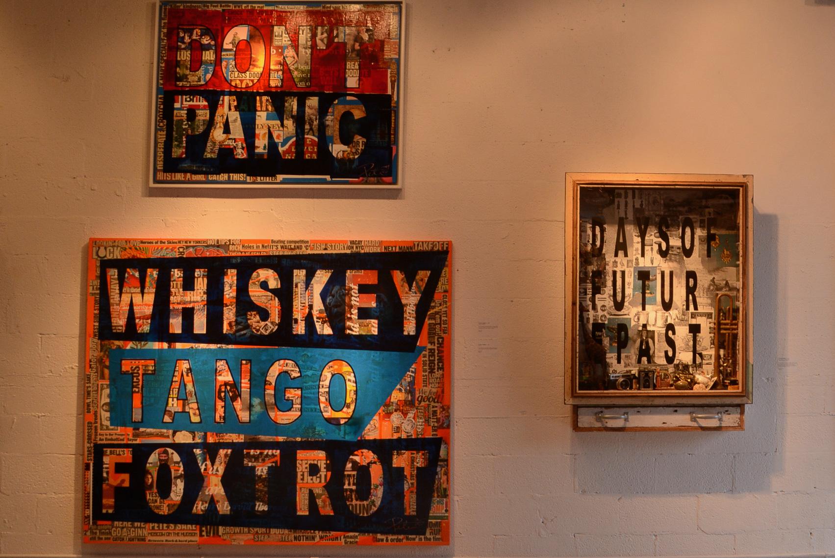 Whiskey Tango Foxtrott ist die höfliche Umschreibung von WTF