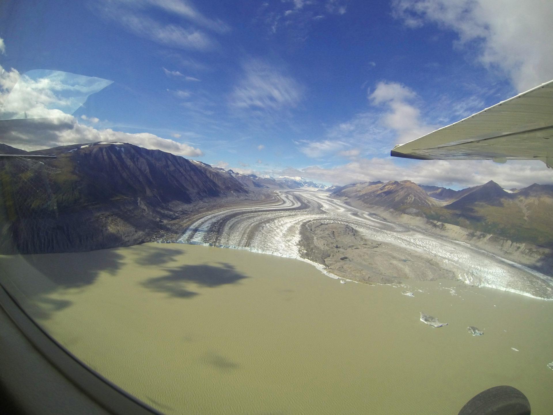 Mit der Cessna zum Mount Logan in Yukon