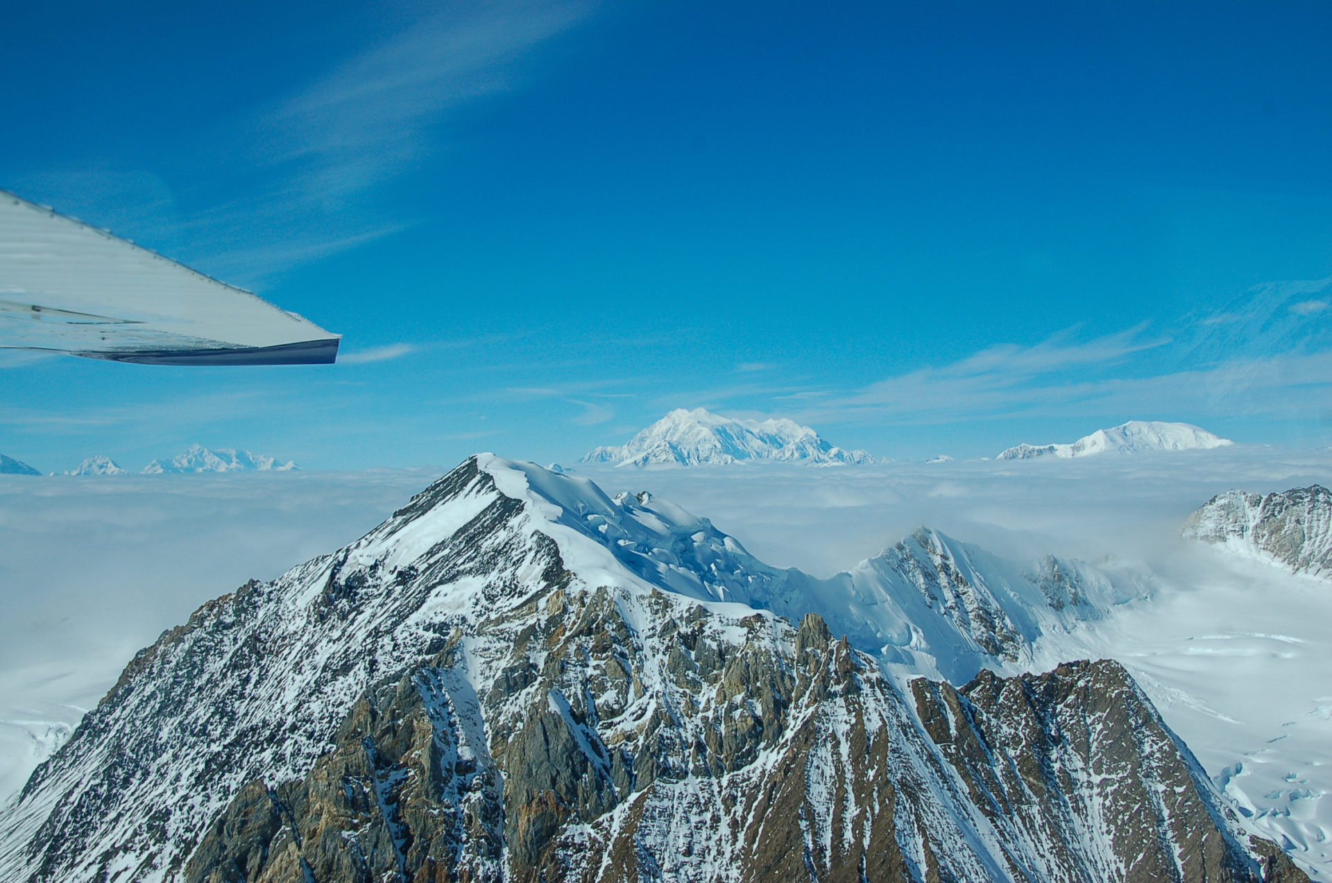 Fantastische Bergwelten rund um den Mount Logan im kanadischen Yukon
