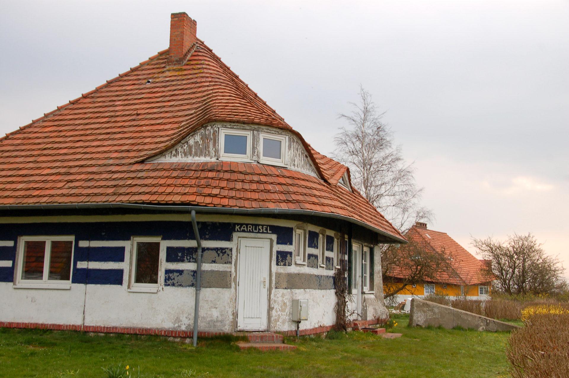 Alte Villa auf Hiddensee mit viel Patina