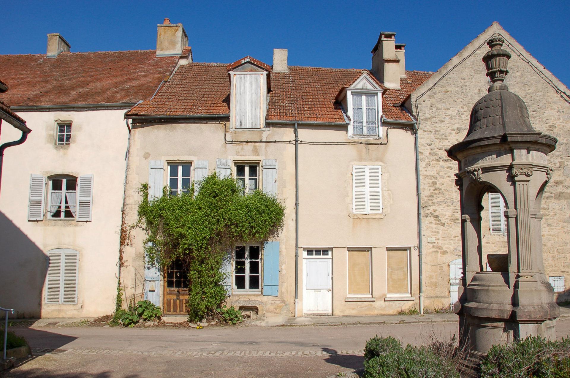 Das Dorf Flavigny wurde zu einem der schönsten Frankreichs geadelt